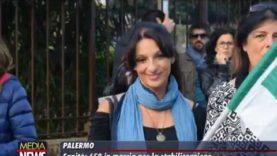A Palermo precari  della Sanità in corteo per la stabilizzazione