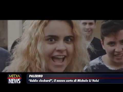 """""""Addio Clochard"""" il nuovo corto di LI Volsi Michele"""