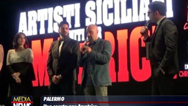 """""""Artisti siciliani uniti per Amatrice"""": Grande spettacolo al Teatro Orione"""