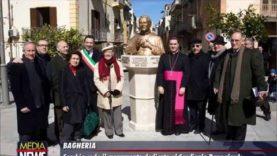 Bagheria: Cambia sede il monumento dedicato al Cardinale Pappalardo