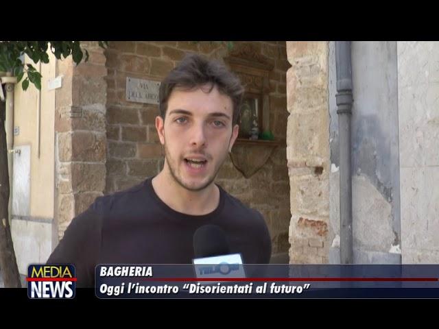 Bagheria: DISORIENTATI AL FUTURO speech sulla Trasformazione Digitale e non solo