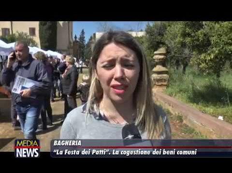 """Bagheria: """"La Festa dei Patti"""" La cogestione dei beni comuni"""