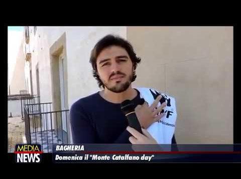 """Bagheria: PRESENTATO """"MONTE CATALFANO DAY"""""""