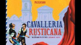 CAVALLERIA RUSTICANA – Spot Promo