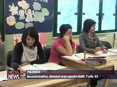 Elezioni Amministrative, 1,5 milioni di siciliani al voto. Occhi puntati su Palermo e Trapani
