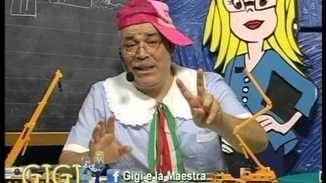 Gigi e la Maestra 23/04/14