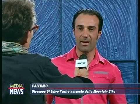 Giuseppe Di Salvo l'astro nascente della mountain Bike