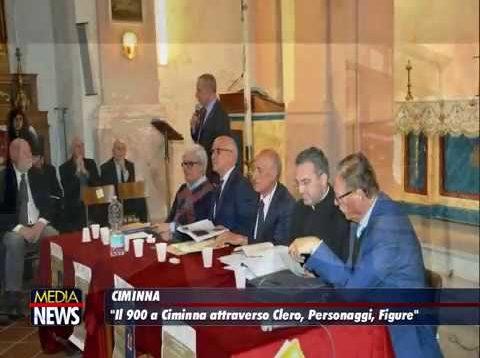 """""""Il 900 a Ciminna attraverso Clero, Personaggi, Figure"""""""