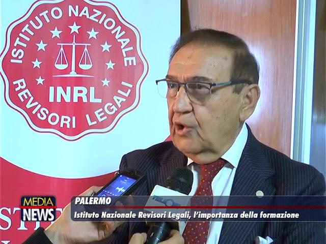 Incontro dei Revisori legali a Palermo