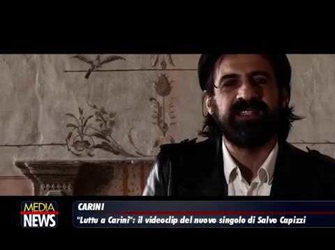 """""""Luttu a Carini"""": il videoclip del nuovo singolo di Salvo Capizzi"""