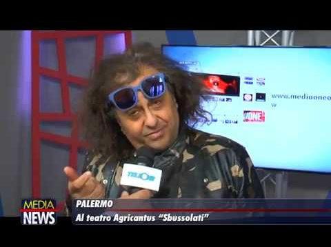 """Mario Zamma in """"Sbussolati!"""", lo spettacolo al Teatro Agricantus"""