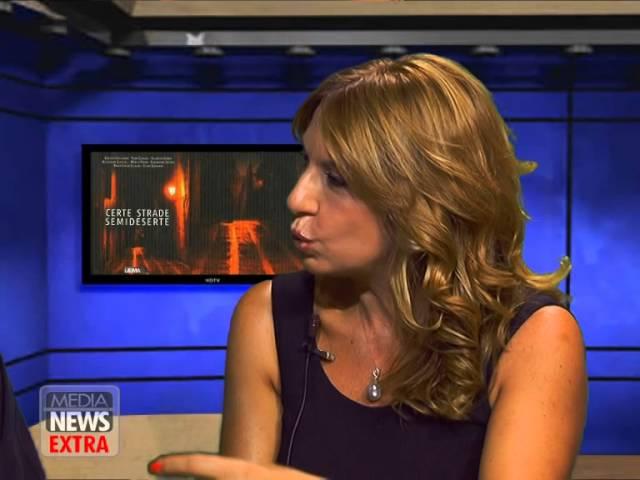 Media News Extra 17/10/15 – Marilisa Giammona intervista Alessandro Locatelli