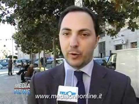 MEDIANEWS – Intervista al consigliere comunale del Pid Maurizio Lo Galbo – 16/03/2012