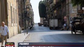 Palermo, al via la rivoluzione del traffico: da stamattina il Cassaro basso pedonale