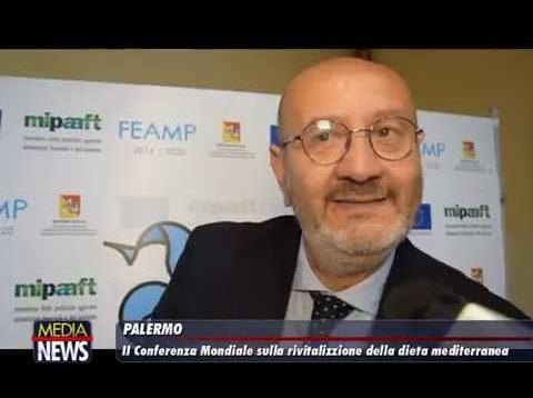 Palermo. Dipartimento pesca Regione Sicilia – II Conferenza mondiale dieta mediterranea