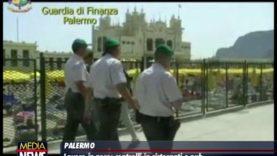 Palermo, lavoro nero in ristoranti e negozi: in duecento nella rete della Finanza