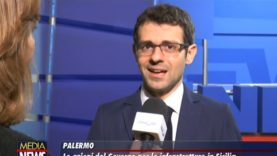 Palermo: Le azioni del Governo per le Infrastrutture in Sicilia