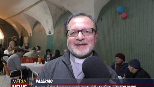 """Palermo: Pranzo di San Giuseppe organizzato dalla Confraternita """"Soledad"""""""