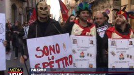 Palermo, proroga degli ammortizzatori sociali per la crisi di Almaviva