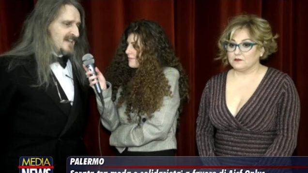 Palermo: Serata tra moda e solidarietà a favore di Aisf Onlus