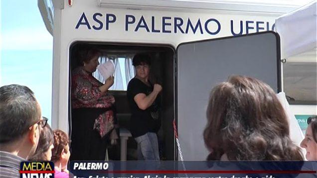 Palermo, un camper dell'Asp contro droghe e alcol ai concerti di Calcutta, Ranieri e Venditti