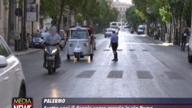 Palermo, via Roma a doppio senso: partita la rivoluzione del traffico nel centro storico