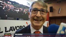 Palermo: XVI Congresso CGIL, pronti a lanciare una vertenza strategica sul lavoro