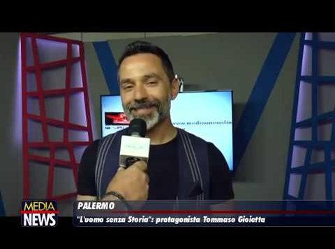 """Pioggia di nomination per il film """"L'uomo senza storia"""" con il palermitano Gioietta"""