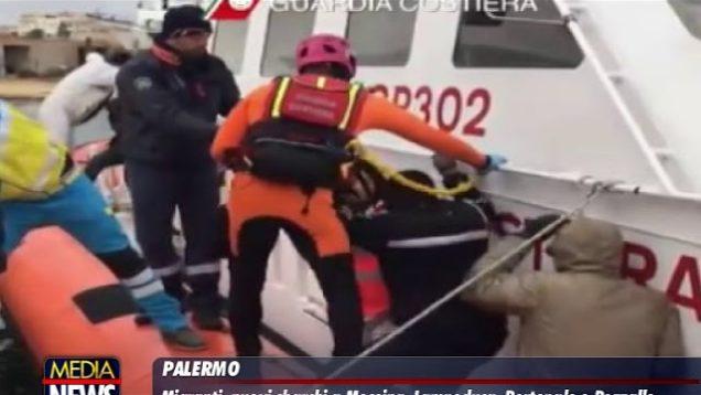 Sicilia, migranti: sbarchi ad Augusta e Messina e nuovi soccorsi