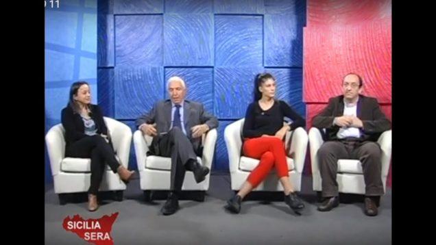 Sicilia Sera 19/11/18 – Ospiti Claudia MANNINO, Paola PUMA e Filippo OCCHIPINTI