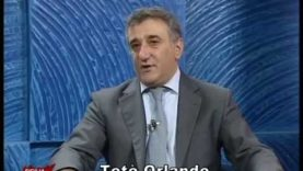 Sicilia Sera. Ospite Totò Orlando. 20/10/2015