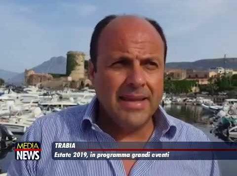 """Trabia: Estate 2019 in programma """"grandi eventi"""""""