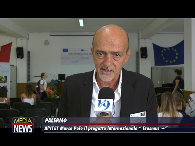 All'Itet Marco Polo il progetto internazionale Erasmus +