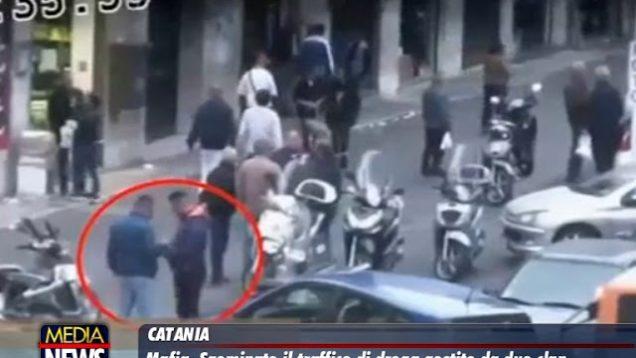 Catania. Sgominato traffico di droga gestito da due clan mafiosi