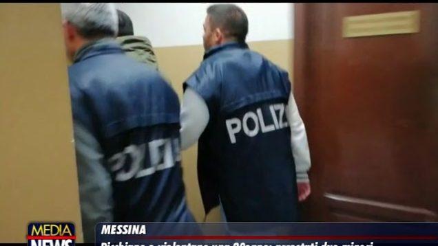 Messina. Picchiano e violentano una 90enne: arrestati due minori
