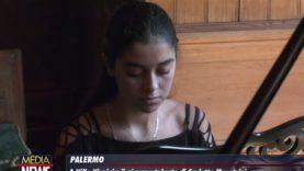 Palermo.A Villa Virginia il giovane talento di Carlotta Maestrini