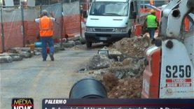 Palermo. Anello ferroviario, dal 1° ottobre cantiere tra via Roma e Politeama