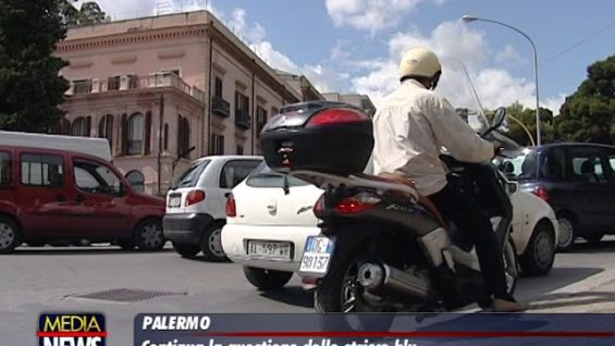 """Palermo. Continua la questione""""strisce blu"""""""