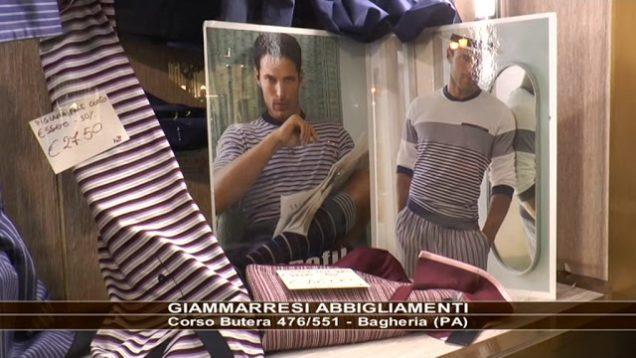 Spot Giammarresi Abbigliamento Settembre 2019