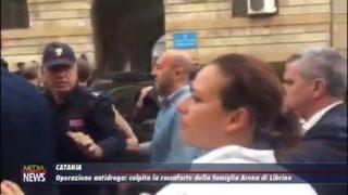 Blitz antidroga a Catania, colpo al clan Arena di Librino: 20 coinvolti