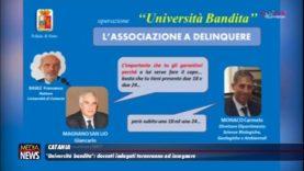 """Catania. """"Università bandita"""". I docenti indagati torneranno a insegnare"""