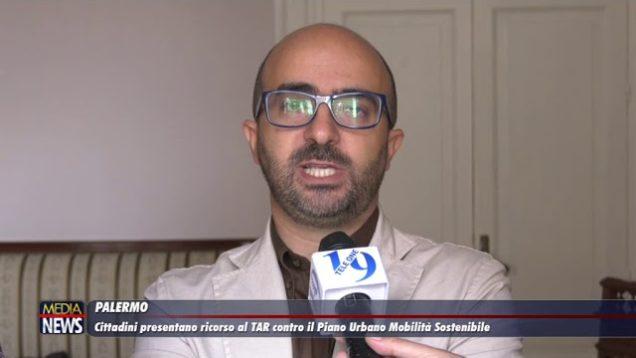 Cittadini presentano ricorso al TAR contro il PUMS di Palermo