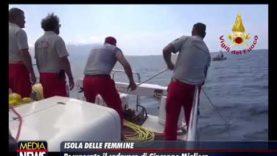 Isola delle Femmine. Recuperato il corpo di Giuseppe Migliore