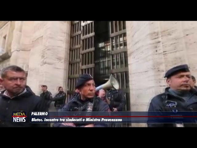 Palermo. Blutec, incontro fra sindacati e ministro Provenzano