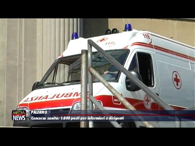 Palermo. Concorso Sanità: 1.800 posti per infermieri e dirigenti