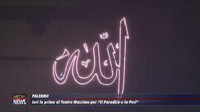 """Palermo. Ieri la prima al Teatro Massimo per """"Il Paradiso e la Peri"""""""