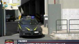 Palermo: Intercettati 190 chili di hashish Otto pacchi da Nocera Inferiore