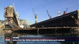 Palermo nella top 20 dei porti del Mediterraneo, in crescita Trapani