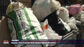 Palermo. Regione: rifiuti, più facile riparare apparecchi elettrici