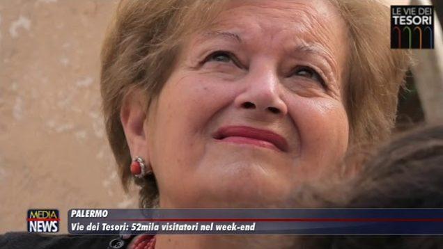 Palermo. Vie dei Tesori: 52 mila visitatori in città nel fine settimana